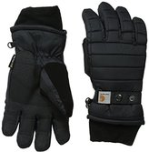 Carhartt Women's Quilts Insulated Glove with Waterproof Wicking Insert