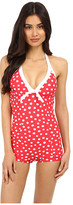Seafolly Spot On Boyleg Maillot One-Piece