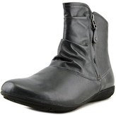 Josef Seibel Faye 05 Round Toe Leather Boot.