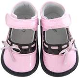 Jack & Lily My Shoes Cushioned Mary Jane - Pink, Size 18-24m
