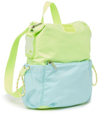 Madden-Girl Nylon Rectangle Backpack