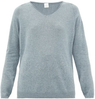 MAX MARA LEISURE Vino Sweater - Light Grey