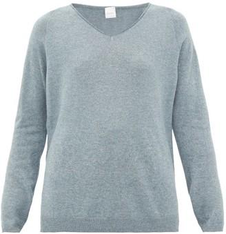 MAX MARA LEISURE Vino Sweater - Womens - Light Grey