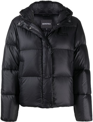 Duvetica Short Down-Padded Jacket