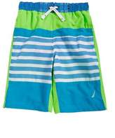 Nautica Boys' Striped Swim Trunks