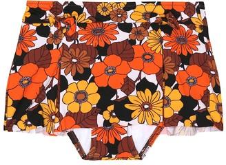 Dodo Bar Or Kids Floral bikini bottoms