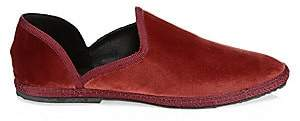 The Row Women's Friulane Velvet Slippers