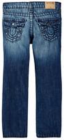 True Religion Geno Super T Straight Leg Jeans (Toddler, Little Boys, & Big Boys)