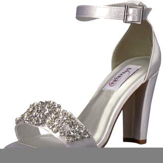 Dyeables Women's Felicity Heeled Sandal