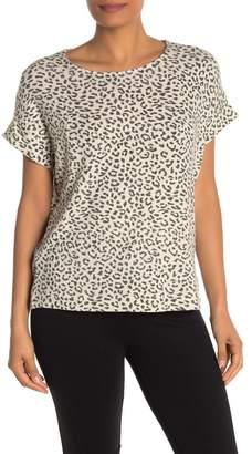 Bobeau Short Sleeve Hacci T-Shirt
