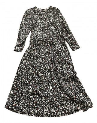Toast Brown Silk Dresses