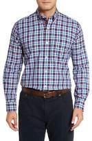 Tailorbyrd Men's Coushatta Plaid Sport Shirt