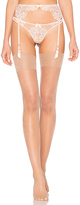 L'Agent by Agent Provocateur Angelica Suspender in Beige. - size L (also in )