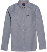 Superdry Classic London Gingham Straight Shirt