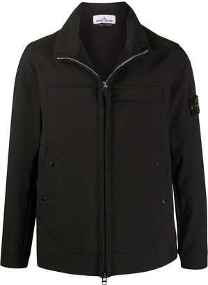 Stone Island Lightweight High Neck Jacket