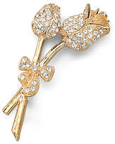 LIA Accessories Women's Brooches and Pins - Goldtone Tulip Brooch