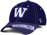 Zephyr Washington Huskies Slant Flex Cap
