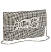 Whiting & Davis Serpents Chain-Mail Clutch Bag