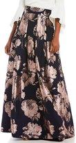 Eliza J Brocade Ball Skirt