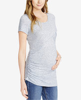 Jessica Simpson Maternity Striped Tee
