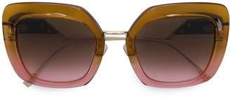 Fendi Eyewear tropical shine sunglasses