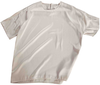 Christian Dior Beige Polyester Tops