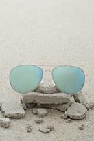Forever 21 Men Mirrored Aviator Sunglasses