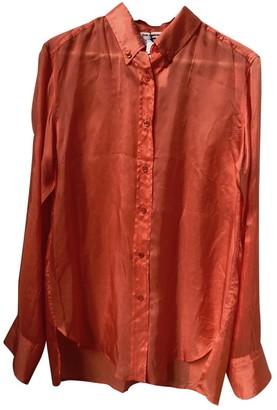 Etoile Isabel Marant \N Orange Silk Top for Women