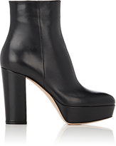 Gianvito Rossi Women's Platform Ankle Boots