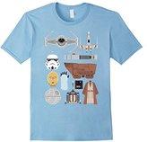 Star Wars Classic Trilogy Essentials Graphic T-Shirt