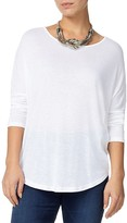 Phase Eight Terrie Textured-Back Top