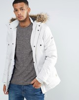 Tokyo Laundry Faux Fur Collar Jacket