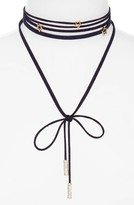 BaubleBar Women's Stella Lariat Necklace