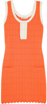 See by Chloé Knitted tank dress