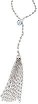 Jessica Elliot Filigree Rosary Tassel Necklace