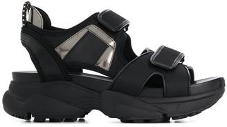 MICHAEL Michael Kors Harvey 55mm strappy sandals