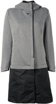 Nike technical fleece hooded coat - women - Cotton/Polyester - XS