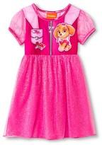 PAW Patrol Nickelodeon Toddler Girls' Paw Patrol Nightgown - Pink