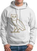 Kate Joo Drake Logo Design Fashion Pattern Music College Hooded Sweatshirt Man