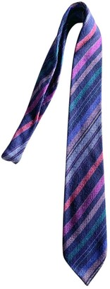 Missoni Multicolour Wool Ties