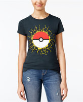 Freeze 24-7 Juniors' Pokémon Graphic T-Shirt