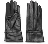 Igloos Women's Vertical Pieced Leather Gloves