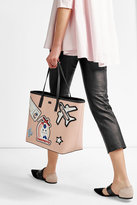 Karl Lagerfeld Tote with Patches
