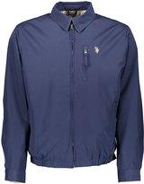 U.S. Polo Assn. Classic Navy Small Logo Micro Golf Jacket