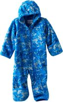 Columbia Baby Boy Frosty Flake Camouflage Fleece Bunting