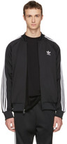 adidas Black Superstar Track Jacket