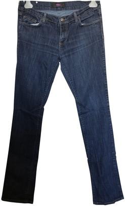 Versus Blue Cotton - elasthane Jeans for Women