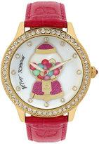 Betsey Johnson Gumball Machine Watch