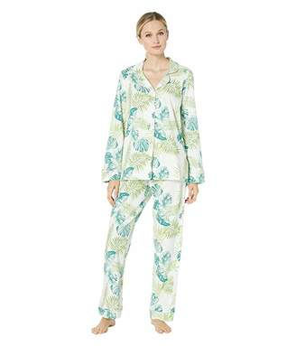 Bedhead Pajamas Long Sleeve Classic Notch Collar Pajama Set