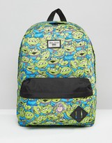 Vans X Toystory Backpack In Yellow V00ONIKY6